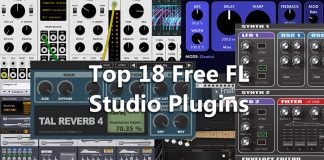 Top 18 Free FL Studio Plugins
