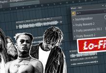 Lofi Inspired Vocal Rap Effect in FL Studio Preset