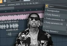 Tyga FL Studio Vocal Effect Settings and Fl Studio Preset Download