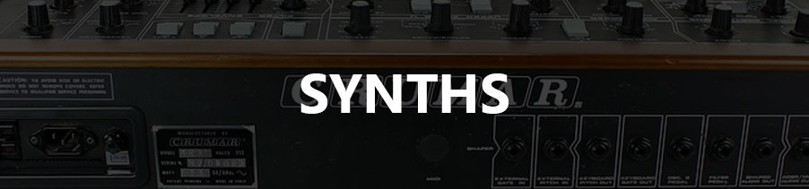 Synths Free Soundfonts