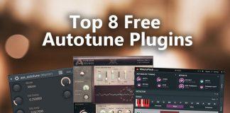 Top 9 Free Autotune Plugins