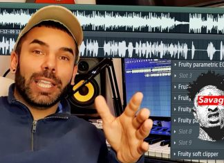 21 savage vocal effect preset fl studio