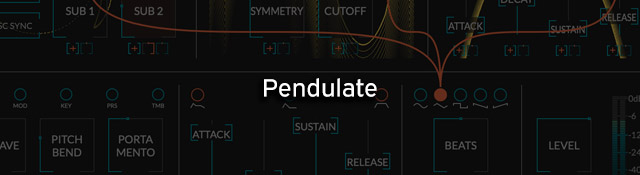 Pendulate VST synth