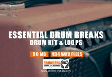Essential Drum Breaks and Samples