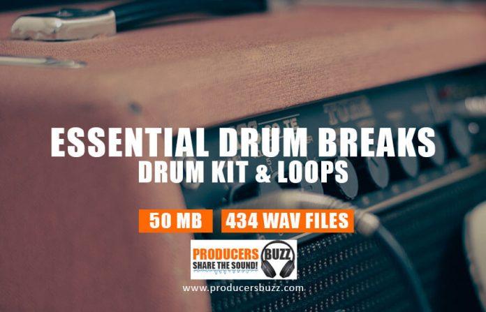 Essential Drum Breaks and Samples