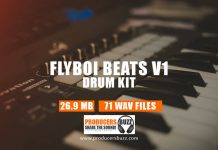 FlyBoi Beats Sound Kit