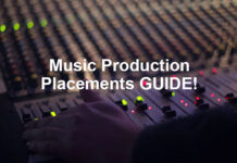2021 Guide to Getting Music Production Placements