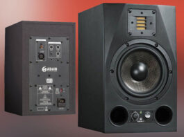 Adam Audio A7X Monitors (Specs, Price & Review)