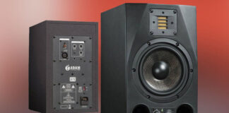Adam Audio A7X Monitors (Specs, Price & Review)
