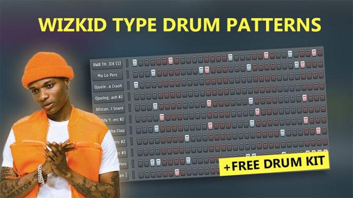 Making Wizkid & Afrobeat Type Drum Patterns in FL Studio