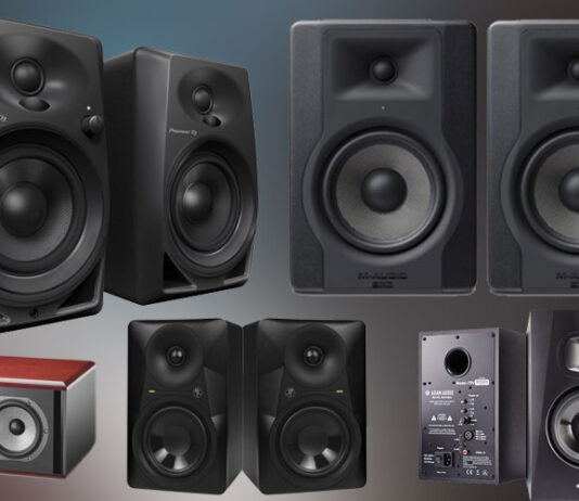 The 8 Best Budget Studio Monitors For Music Producers