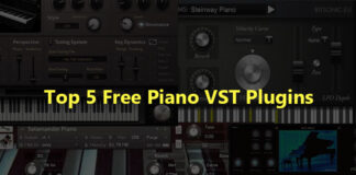 Top 5 Free Piano VST Plugins