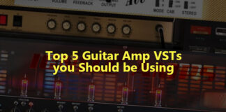Top 5 Guitar Amp VSTs you Should be Using
