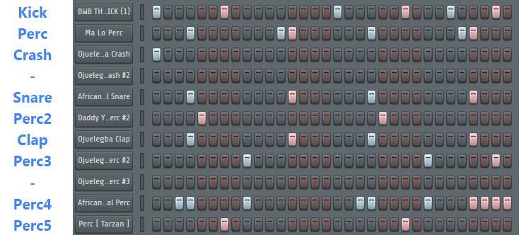 Drum Patterns 1