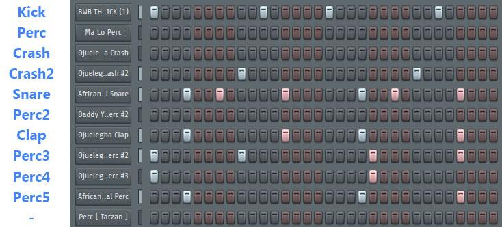 drum pattern 3