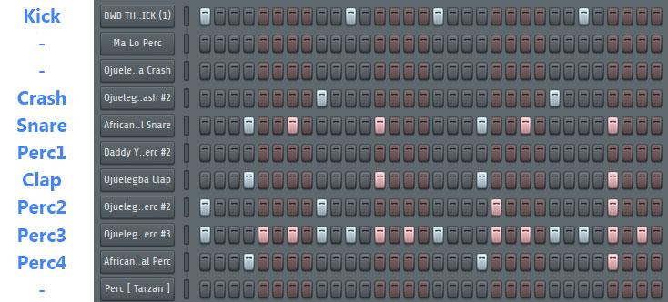 Drum Pattern 4