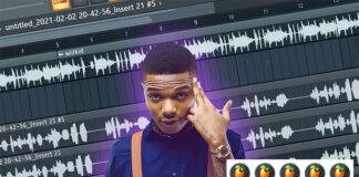 Wizkid Vocal Effect