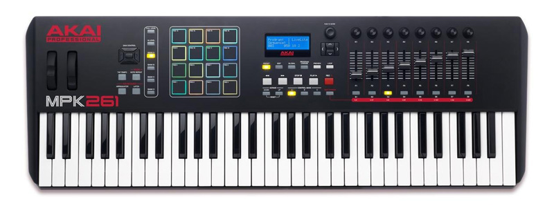 Akai Midi Keyboard