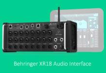 Behringer XR18