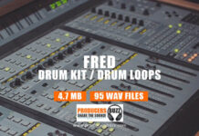Fred Drum Kit & Loops