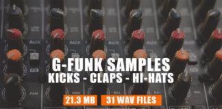 Free G Funk Sample Pack