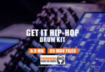 Get it Free Hip-Hop Drum Kit