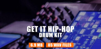 Get it Free Hip-Hop Drum Kit