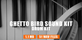 Ghetto Bird Hip-Hop Drum
