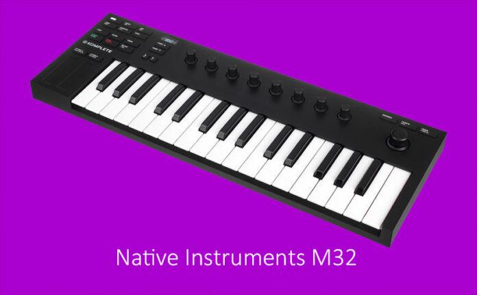 Native Instruments Komplete Kontrol M32