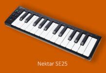 Nektar SE25 MIDI Keyboard