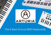 The 6 Best Arturia MIDI Keyboards
