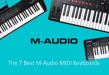 The 7 Best M-Audio MIDI Keyboards