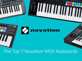 The Top 7 Novation MIDI Keyboards