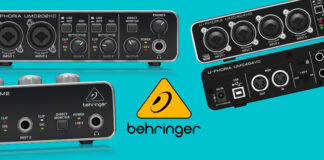 Top 6 Behringer Audio Interfaces for Music Production