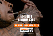 G Unit Drum Kit