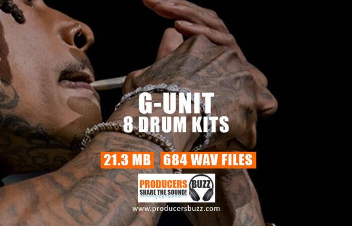 G Unit Drum Kit