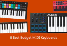 8 Best Budget MIDI Keyboards