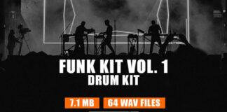 Future Inspired Funk Drum Kit