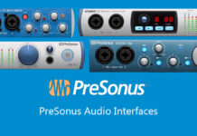 PreSonus Audio Interfaces