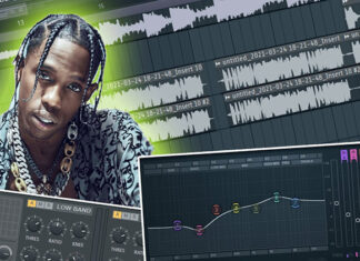 Travis Scott Inspired Free FL Studio Vocal Rap Preset