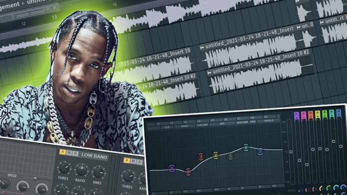 Travis Scott Inspired Free FL Studio Vocal Rap Preset
