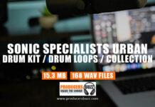 Kid Urban Drum Kit