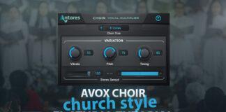 Church Style Choir Effect using Avox Choir in FL Studio Tutorial