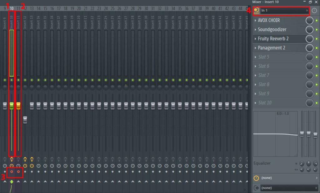 recording vocals in fl studio