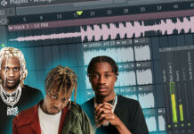 Sounding Like Juice Wrld x Lil Tjay in FL Studio Preset