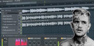 lil peep fl studio vocal preset