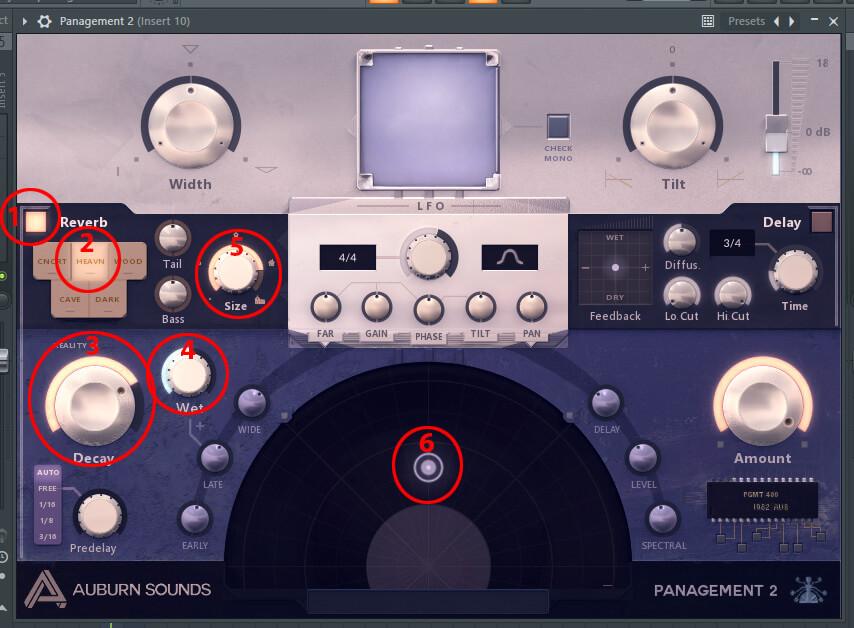 panagement 2 vst plugin settings