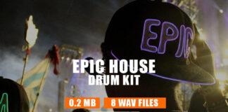 Epic House Drum Kit