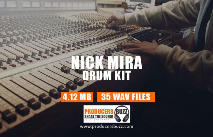Nick Mira Drum Kit