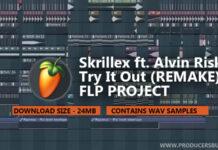 Skrillex ft. Alvin Risk - Try It Out flp Remake